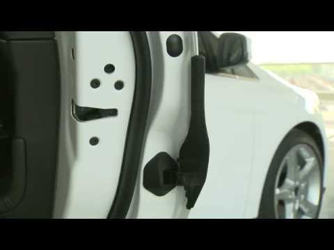 Protector de puertas de Ford - YouTube