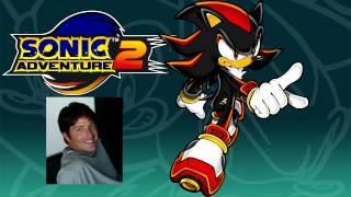Shadow Voice Clips (David Humphrey) Sonic Adventure 2