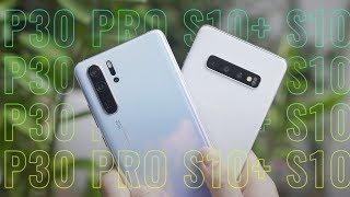 Huawei P30 Pro vs Galaxy S10+ : Đâu mới là BÁ CHỦ CAMERA