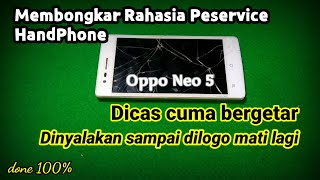 HOW TO FLASH OPPO JOY R1001 ONLY VIBRATE / OFF TOTAL 100% WORK.