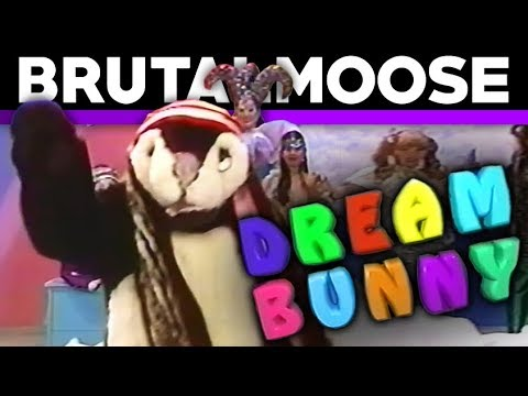 Dream Bunny - Failed Children's Show Review - brutalmoose