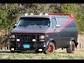How to build an A-Team Van - Everything you ever wanted to know about the A-Team Van!