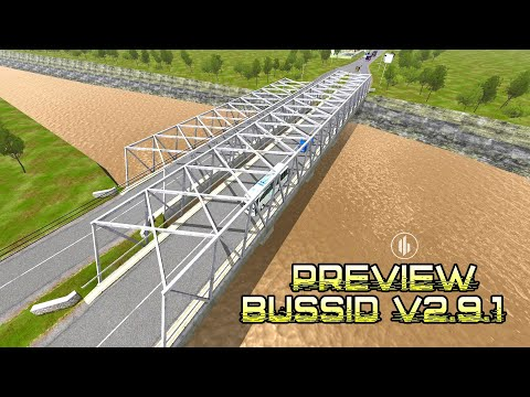 PREVIEW BUSSID V2.9.1 - 동영상