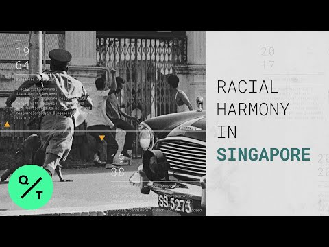 How Singapore Built a Stable Society