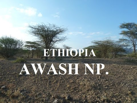 Ethiopia (Kombolcha to Awash)Afar Region Part 31