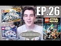 2018 UCS SETS!, 75212 MILLENNIUM FALCON!, STUD SHOOTERS, MINIFIG MONTHLY?   ASK MandRproductions #26