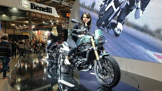 Top 8 New Benelli Motorcycles Of 2020