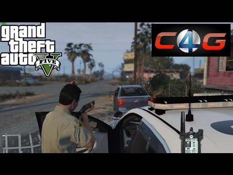 GTA 5 LSPDFR LEO TV Channel Trailer
