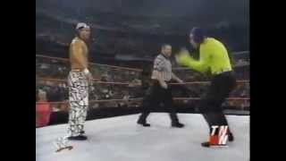 Jeff Hardy Dances (Better Quality)