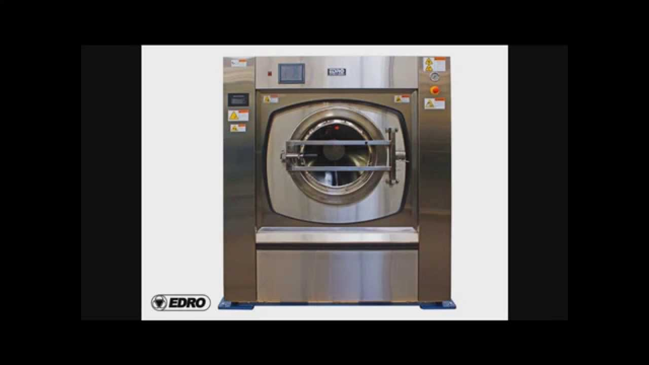 Open Pocket Washer Extractor ~ Product video csl open pocket soft mount washer
