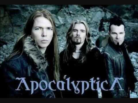 i don't care apocalyptica the original version (lyrics vid)