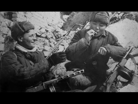 Василий Тёркин - 09 Два солдата (Видео)