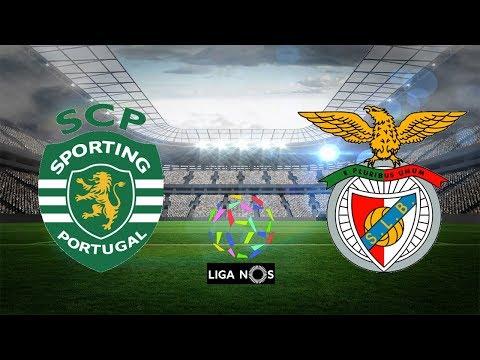 🔴 SPORTING CP 2-4 SL BENFICA (EM DIRETO) - Liga Nos Jornada 20 ... 46775b3cfa2e1