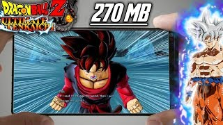 [270 mb] how to download dragon ball z ultimate tenkaichi mod for android