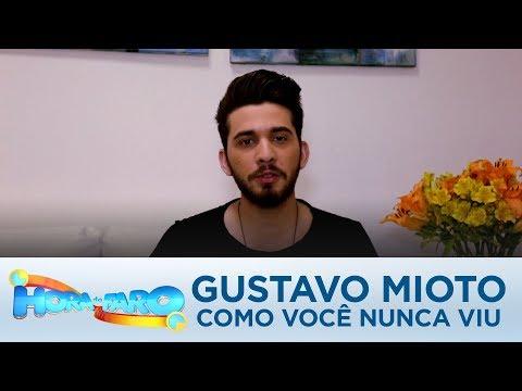 EXCLUSIVO! GUSTAVO MIOTO REVELA TUDO NA TAG: CONHECENDO MELHOR