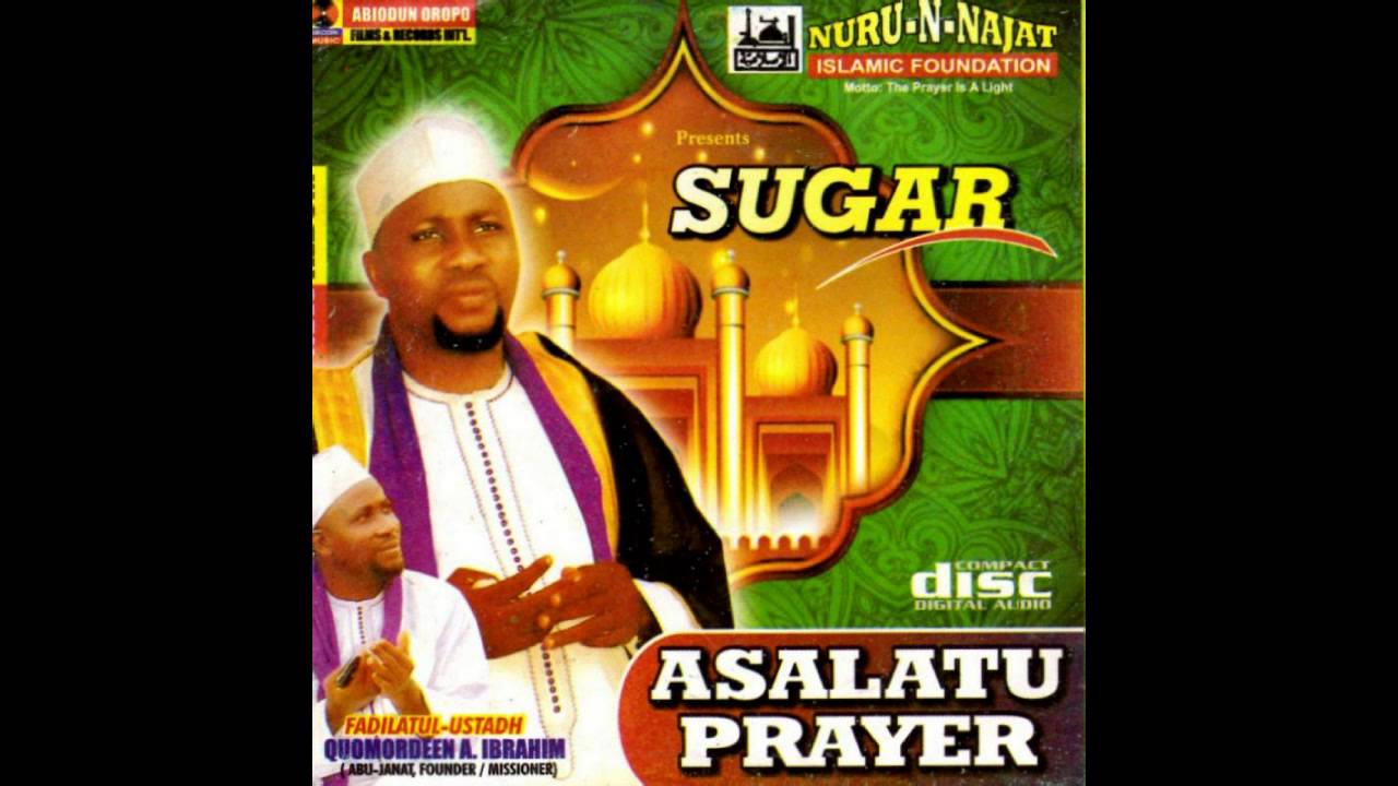 Download Fadilatu Ustadh Quomordeen Ibrahim - Asalatu Prayer