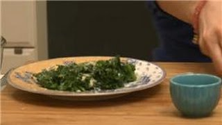 Kale Obsession : Sauteed Kale With Garlic & Parmesan Cheese