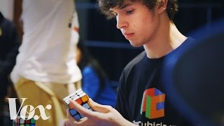 Lucas Etter -  Road to Rubik's Cube World Record Single 4.90