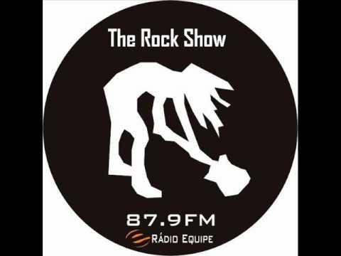 The Rock Show - Unico programa de rádio no Brasil a transmitir ao vivo de um banheiro