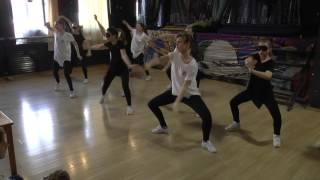 """Ограбление (дети 11-14 лет). современный танец. Танцевальный коллектив """"Мастер Dance""""."""