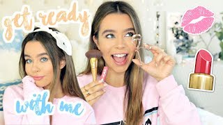 GET READY WITH ME! LIFE UPDATE, BODY CONFIDENCE... | SIERRA FURTADO