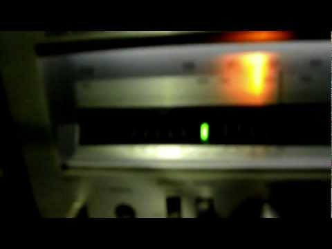 The Technics SA-303 Stereo Receiver Semi-Review by Ian New Yasha