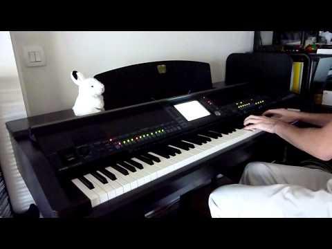 Indochine - J'ai demandé à la lune (piano cover) [HD]
