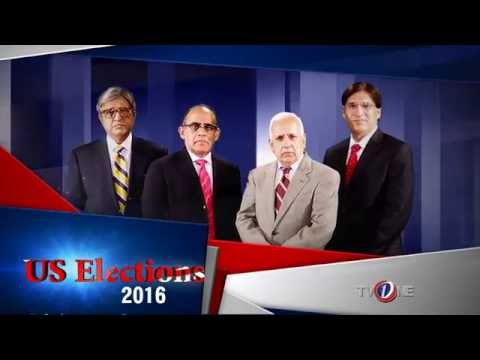US Presidential Election @ TV One Promo