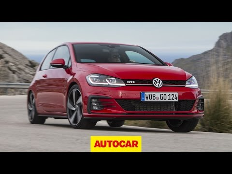 New Volkswagen Golf GTI review | Better than a Ford Focus ST? | Autocar