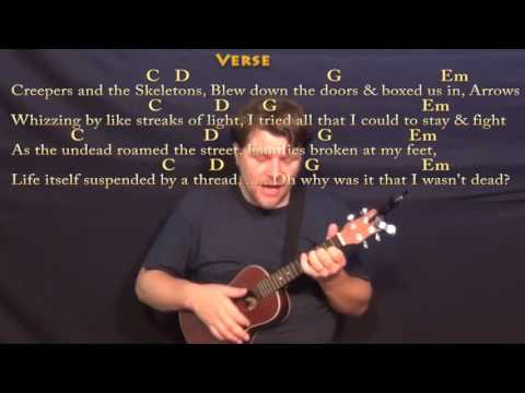 Spooky Dusty Springfield Ukulele Cover Lesson In Am With Chords
