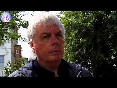 David Icke - Alien Races, Free Energy, Disclosure Information 2014