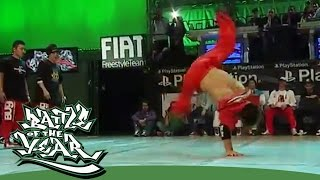 INTL BOTY 2007 – SEMIFINAL 2 TURN PHRASE CREW (JAPAN) VS. FUNK FELLAZ (GERMANY) [BOTY TV]