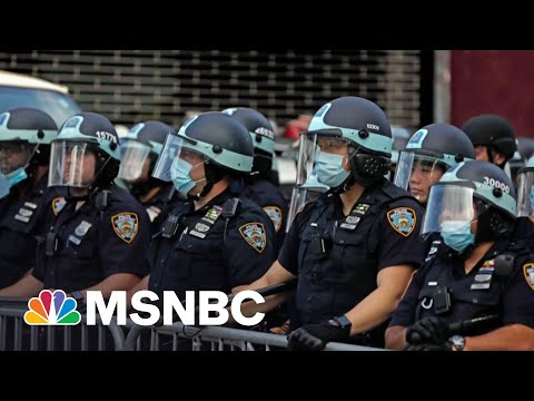 Facts: Police Killing At Exact Same Rate In Year Since George Floyd's Murder I MSNBC