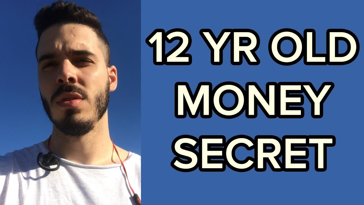 How I Made $4k At 12 Years Old With No Experience