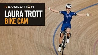 On Board with Laura Trott at Revolution
