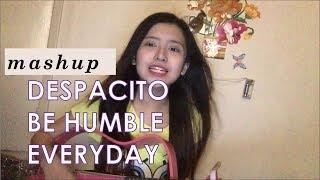 vuclip Despacito, Be Humble & Everyday By Justin Bieber, Ariana Grande & Kendrick Lamar (Mashup)