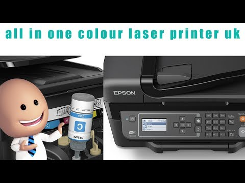 ☑⌛the ten best All in one colour laser printer uk review