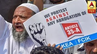 Jammu Kashmir: SC to hear petitions challenging validity of Article 35A, separatists call shut-down