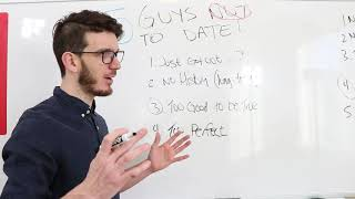 5 Guys To Avoid Dating and Having A Relationship With