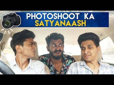 Photosoot Ka Satyanaash || Chetan Lokhande