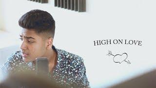 High On Love (Cover) | Ajay Illango | Yuvan Shankar Raja | Pyaar Prema Kaadhal