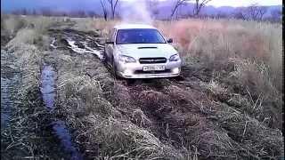 legacy gt bp5 грязь mud off-road