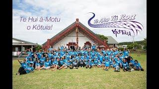Te Aho Tū Roa - Kōtuia! He Ruku Hōhonu