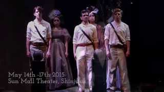 "Tokyo International Players ""The Secret Garden"" Promo (Video by Rodger Sono)"
