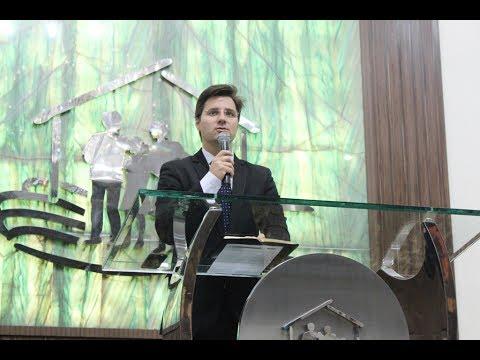 Testemunho de Vida - Ev. Henrique César - 09-07-2017