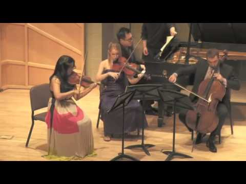 Johannes Brahms, Piano Quartet No. 3 in C minor, Andante