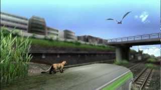 Tokyo Jungle - GC 2012 Trailer - HD 720p