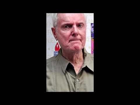 Funeral footage-John McMartin(86) ,American actor