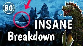 Game of thrones s7 winter is here trailer breakdown #2 (insane)