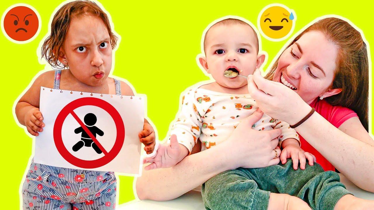 MC Divertida e JP Novas Regras de Conduta para BEBÊS (New Rules of conduct for children and babies)